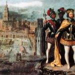 """Tal día como hoy hace 766 años (1248) Isbilia, Sevilla, se rendía tras 14 meses de asedio a Fernando III """"el Santo"""". http://t.co/x2ceFEUZJ6"""