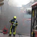 Brandje geweest in een verswinkel aan de #Dorpsstraat in #Zoetermeer. Nader bericht kleine brand. http://t.co/jFzclkBKjc
