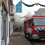 De brandweer is de winkel in de #Dorpsstraat #Zoetermeer aan het ventileren. http://t.co/utthJuovSk
