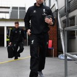 PHOTO: #LFC captain Steven Gerrard arrives at Selhurst Park ahead of todays clash with Crystal Palace http://t.co/7rt3jhBFQq