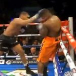 VIDEO: Anthony Joshuas stunning 88 second knockout of Michael Sprott! Ridiculous power!!..http://t.co/BtI6htrtuA http://t.co/dCiD1jgEFM