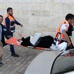 Palestinian woman run over by Israeli near Shufat http://t.co/uoAX8FHDwm via @MaanNewsAgency http://t.co/RwCkDnL4Jo