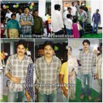 Pawan Kalyan latest pictures at some family function of his staff.  #PawanKalyan http://t.co/UeAXTxRgJG