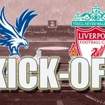 Were under way at Selhurst Park as #LFC take on #CPFC. Must win game for the Reds http://t.co/s2vnie4o7i http://t.co/66Jc6cDYnD
