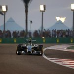 Nico Rosberg is still second but reports hes losing engine power. Abu Dhabi GP coverage here: http://t.co/StwjMHgWkA http://t.co/mmIkWwAj0B