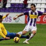 [Crónica] 1-2: Al #Pucela se le escurrió la victoria ante la U.D. Las Palmas http://t.co/J4e202k8rl http://t.co/LI73fIzSJ4