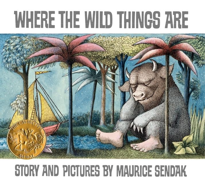 On this day in 1963, Maurice Sendak's Where the Wild Things Are was published by Harper & Row. http://t.co/gajUieA2it http://t.co/VvChfPcDES