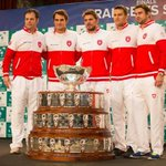 Roger #Federer wins his 1st ever #DavisCup title &Switzerland @swiss_tennis is 14th country to win a #DavisCup title http://t.co/CTLAFhV0QR
