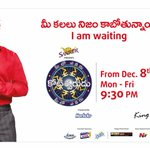 Meelo yevaru koteeswarudu shooting starts tomorrow/so looking forward:) http://t.co/QT7w6PmwdL