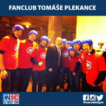 Forward #narodnitym Tomas #Plekanec and his Fanclub in Montreal @CanadiensMTL http://t.co/L4TTbk0N7x