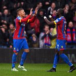HT Crystal Palace 1-1 Liverpool - Dwight Gayle cancels out Rickie Lamberts opener. http://t.co/5hdDWyMBW1 #cpfcvlfc http://t.co/JOzCQ6Vm1w