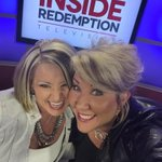 #InsideRedemption will be live @ 9:45am! You dont want to miss it! #Selfie @roncarpenter http://t.co/FMeldelEry