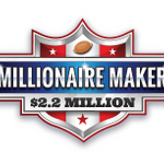 Enter to win 1 of 3 FREE $27 Millionaire Maker tix for today! 1)Follow @DraftKings  2)RT this http://t.co/Uw1swxQlFa http://t.co/Ks2brW2BqF