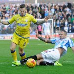 TALKING POINT: Chris Maguire has his say on the penalty incident yesterday here: http://t.co/ezvcy44mzx #swfc http://t.co/txzfFKxLpU