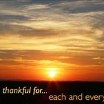 Its easy to forget whats important. Beginning the day with gratitude changes that. #Thanksgiving #Gratitude http://t.co/vLnfESynj8