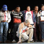 #Ayotzinapa es una desgracia: @Calle13Oficial http://t.co/m2OCE5g1g9 http://t.co/aW6JYMnZbR