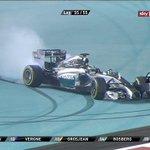 Time to make the donuts RT @Mattzel89: #Hamilton #F1 #AbuDhaniGP http://t.co/yw1YFnH4Zg #F1 #LWYBF