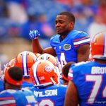 Say what you want about Debose but the dude loved being a Gator look at his face yesterday 🐊 http://t.co/mzesxJuf10