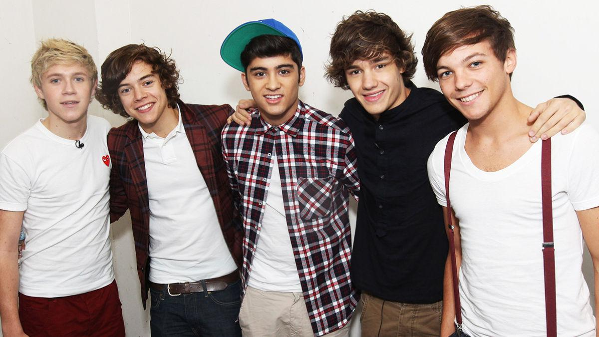 Directioners, see @OneDirection's style evolution in photos: