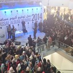 Happening now!.. Mohammed Assaf signing his new album at The Galleria Mall #TGM #TheGalleriaMallJordan #Amman http://t.co/DU4OQTVIIF