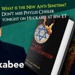 Dont miss @Phyllischesler on @HuckabeeShow @foxnews #israel #zionism Tonight at 8pm ET http://t.co/hcjTMt8tns