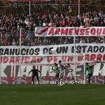 El fútbol une y genera ilusiones, que sólo sirva para eso #RayoVallecano #CarmenSeQueda http://t.co/M3ZaHSQxHP