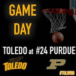 Its game day here in West LaFayette! Tipoff at 2pm #ToledoTough http://t.co/uITGheBpsP