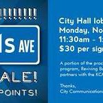 Monday is last opportunity to get a #Royals Ave. street sign! Final sale at City Hall 11:30 am - 1:30 pm. http://t.co/zRTuA3ameo