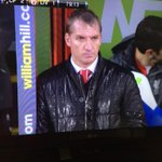 The fact that Brendan Rodgers is not on the line screaming his heart out says it all... http://t.co/MhkgmJrZW5