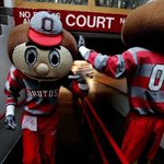 Lets Play Two! ???? @OhioState_WBB vs VCU 2pm ???? @OhioStateHoops vs Sacred Heart 7pm Today/Tonight @TheSchott #GoBucks http://t.co/ymH8w9mLu5
