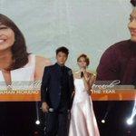 "MY OTP!! ♡ ""@kanechoa: Daniel Padilla and Kathryn Bernardo at PMPC Star Awards http://t.co/1H20Gk3KJo"""