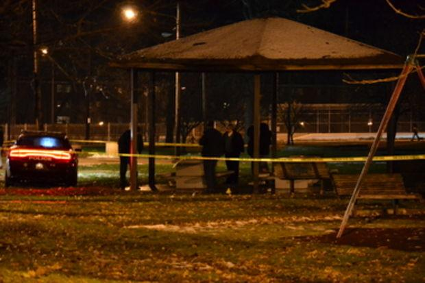 Cleveland Police Shot A 12-Year-Old Boy Carrying A Fake Gun In A Playground http://t.co/o5fmkVOFkn http://t.co/3AgSjMlgtc