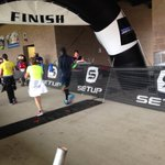 Congratulations to all the finishers in the Magic City Marathon and 5K race today. http://t.co/YQQ7rV2qBz