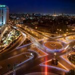 The lit city of #Amman #SWAmman SWAmm#Jordan #loveJo #حب_الأردن http://t.co/eleqNDrbSG