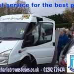 #charliebrownsbuses #bournemouth #poole #minibushire http://t.co/8dcZFtJy67