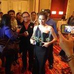 """""""@ToniGonline: Sige Madam. Hakot ka lang Awards sa PMPC. Nuod lang kami #CELESTINEonSundaysBest. Haha (cto) http://t.co/YPE1ex901l"""""""