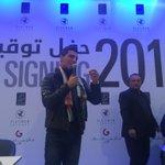 شكر واعتزاز بالشعب الأردني وبجمهوره الأردني عبر عنهم النجم @MohammedAssaf89 أثناء توقيعه لألبوم #Assaf #عساف في عمّان http://t.co/GyeMMdpqTR