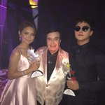 """@immarkcoleta: Congrats @imdanielpadilla and @bernardokath for German Moreno power tandem of the year :) http://t.co/xYnur4etxy"""