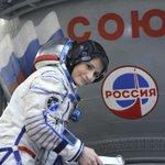 Inizia l'avventura di Samantha La diretta del lancio fotocronaca http://t.co/bY6m2fTINa http://t.co/POTRPslDzp