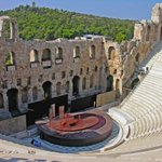 Theater of Herodes Atticus. Athens. Greece!!! http://t.co/5iLgcHOuww