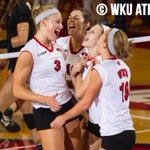 Way to finish @WKUVolleyball - bringing home the hardware!! Congrats on being champs! #CUSAVB #TopsOnTop   @WKUSports http://t.co/YSbyrhMOHe