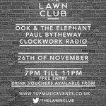 #Manchester, join @TheLawnClub for after work drinks this Wednesday for their free live music event 7-11pm http://t.co/zTeM1kQAxm