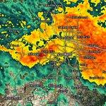 Heavy rain, lightning in Portland area. Live radar: http://t.co/HgYHbUT573 #pdxtst http://t.co/9AfiAGjQ85