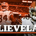 """""""@CBSSports: The @Browns drove down the field to stun the Falcons! Its time for Cleveland to believe. http://t.co/ziMkB6RYBO"""""""