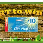 Its our ad break comp again. RT until the end of the 1st ad break for a chance to win a £10 voucher. #ImACeleb http://t.co/8VcjOy5IUl