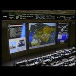 Антенны и солнечные батареи Союза развернулись штатно, идет тестирование системы Курс http://t.co/HU19nsjVm0