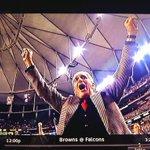 Not so fast Arthur Blank! Browns beat Falcons 26-24. http://t.co/MoY4Ntt4AY