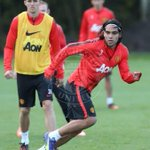Back to training 100% and ready to help the team in the next games. http://t.co/YV1xIHzz9R