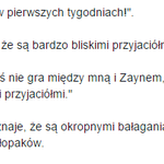 Louis zapytany w wywiadzie dla magazynu OK! o to, czy widzieli siebie z resztą chłopców nago, odpowiada: http://t.co/TImTpv0JlT