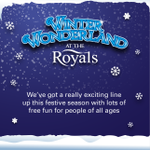 Check out all the festivities at @royalsshopping here: http://t.co/74eqbCSQMH #Christmas #Southend #Essex http://t.co/DZriBnj8OJ